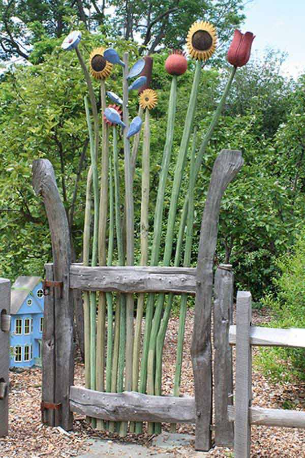 garden gate ideas. 21 Great Garden Gate Ideas S