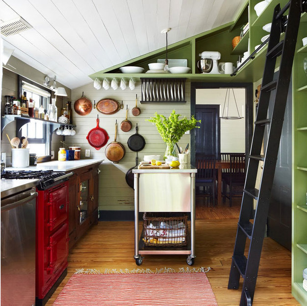 Quirky Kitchen Decor: 22 Great Quirky Tiny House Decoration Ideas