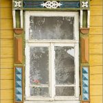 20 Russian Window Frame Ideas