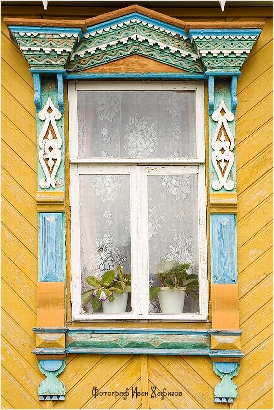 20 Russian Window Frame Ideas