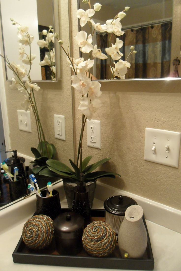 20 helpful bathroom decoration ideas home decor diy ideas for Decorated bathrooms photos