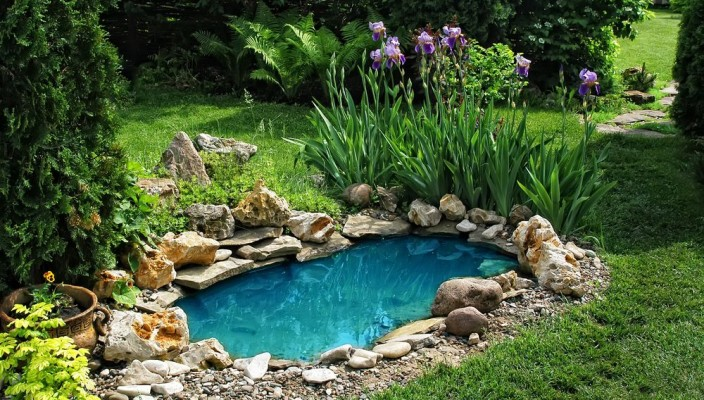 19 Beautiful backyard pond ideas - Beautiful Backyard Pond Ideas Home Decor & DIY Ideas