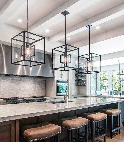 kitchen lighting decor ideas (8)