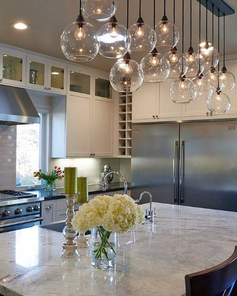 kitchen lighting decor ideas (9)