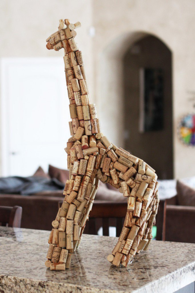 21 Diy Decoration Ideas Using Wine Cork Are Some Of The Easiest And Most Effective Ideas