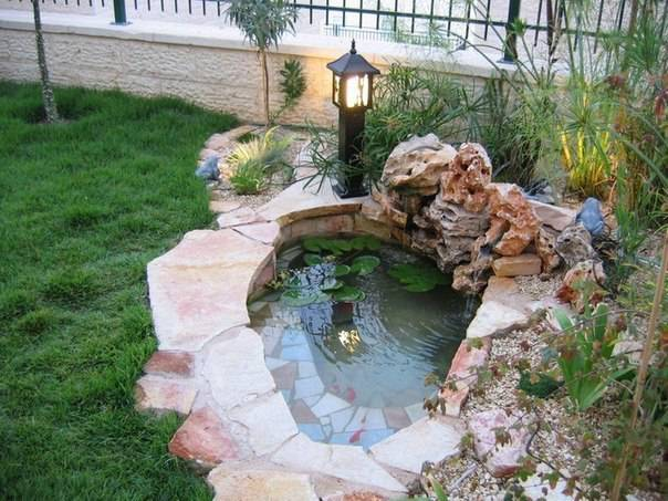 Beautiful Backyard Pond Ideas