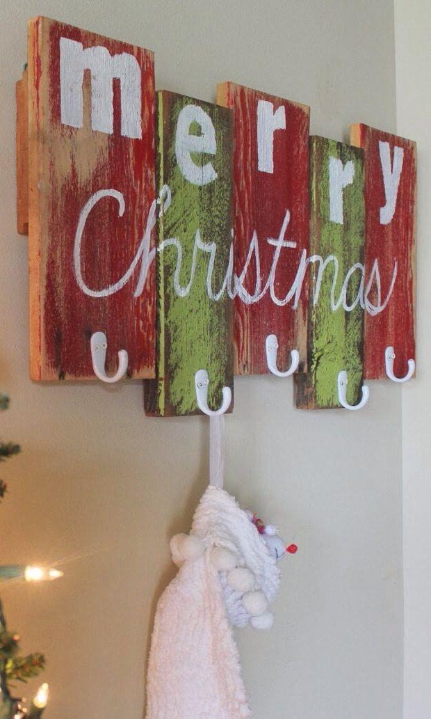 Christmas Wall Décor Ideas