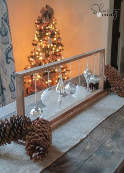 22 Fabulously Christmas Ornament Ideas