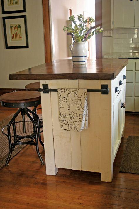 Tips For Kitchen Island Organization Ideas