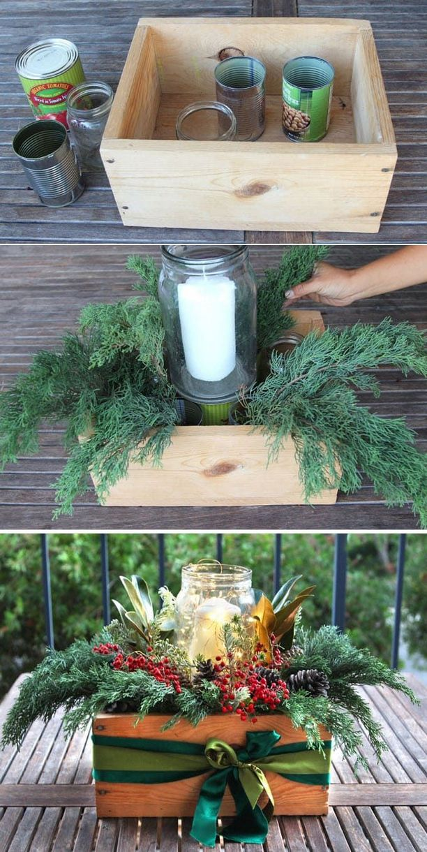 17 Exciting Diy Christmas Centerpiece Ideas